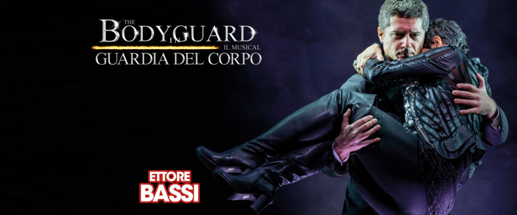 The body guard il musical al teatro sistina