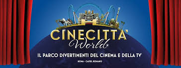 cinecittà world, parco divertimenti roma