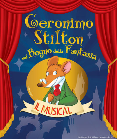 geronimo stilton musical