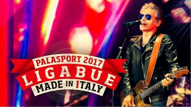 luciano ligabue nuovo tour made in italy palasport 2017