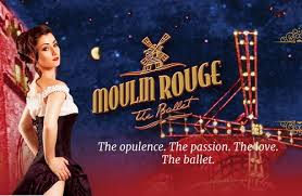 mouline rouge the ballet