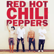 red hot chili peppers a roma