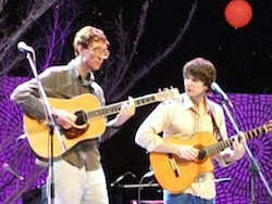 Kings of Convenience live