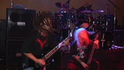 Suffocation live